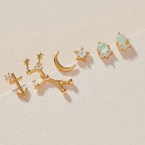Anthropologie Earring Set